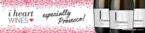 I heart wines Prosecco